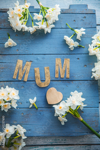 Mother's day concept © mythja