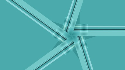 beautiful abstract star background with lines and copy space for text. can be used for presentation concept design, postcard or wallpaper.