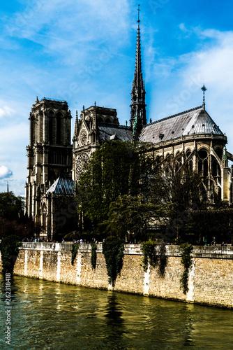 fototapeta na ścianę Notre_Dame