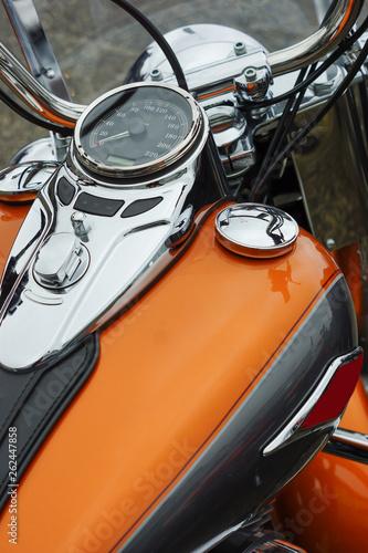 fototapeta na ścianę Motorrad