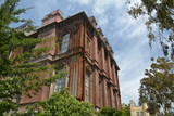 Impressions from the University of California in Berkeley (founded in 1868, is one of the most prestigious universities in the world) from April 25, 2017, California USA
