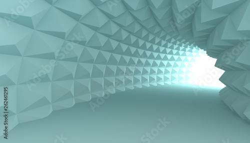 Futuristic Architecture Design © neurostructure