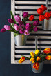 colorful tulips - 262499077