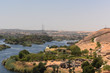 high view nile river  - 262501095