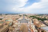 Saint Peter's Square in Vatican