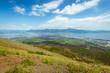 Quadro View from Vesuvius volcano