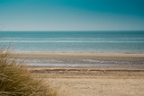 dune landscape, beach Burgh Haamstede, The Netherlands. North Sea coast