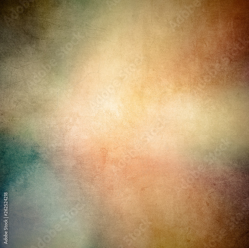 Grunge texture. Nice high resolution vintage background. © javarman