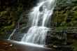 Middle Black Clough Waterfalls, Peak District  - 262545019