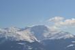 canvas print picture - Berglandschaft in Tirol