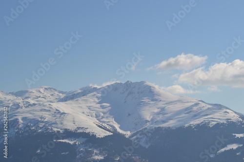 canvas print picture Berglandschaft in Tirol