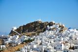 The Hora village, Serifos island, Greece