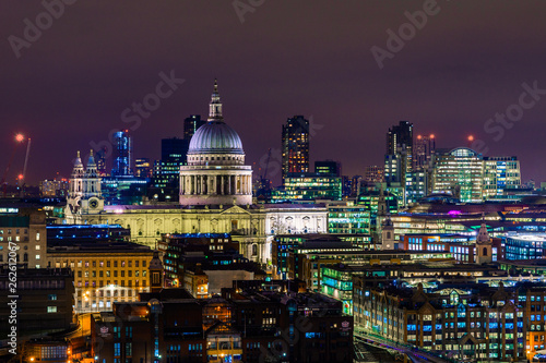 canvas print picture St Pauls Cathedral