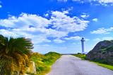 宮古島。東平安名崎の風景