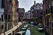 Buildings of Venetia Italy