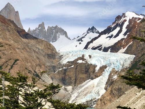 canvas print picture Chilenischer Gletscher