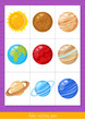 Educational children game. Toddlers activity. - 262951450