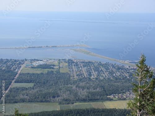 Vue Carleton-sur-Mer © Vronique