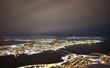 canvas print picture - Tromsoe in Norwegen