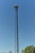 canvas print picture - Telecommunication tower. Mobile phone base station.