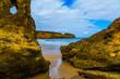 Picturesque Pacific coast - 263266429
