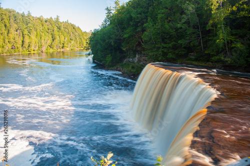 Tahquamenon Falls, Tahquamenon Falls State Park, Michigan - 263298016