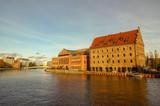 Beautiful architecture of Gdansk, Poland