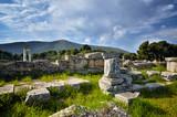 Archaeological Site of Asklipieion at Epidaurus