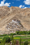 Chemre gompa Buddhist monastery in Ladakh, India