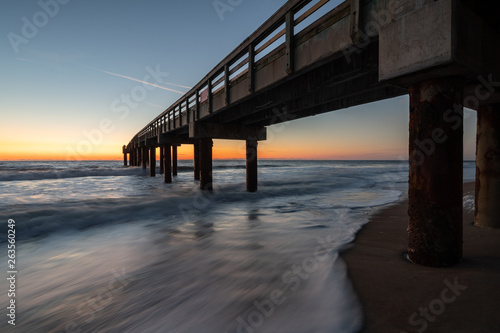 Pier at Sunrise © Harry Collins