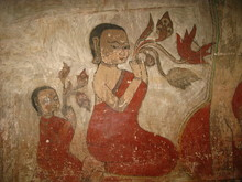 "Постер, картина, фотообои ""Bagan, Myanmar"""
