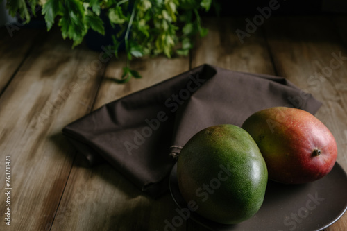 Mango fruit © Javier