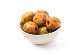 Oliven mit Chili