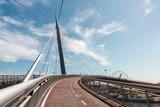 Beautiful bridge in Pescara