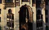 District Court in Berlin-Wedding (built between 1901-1906 ) from December 23, 2015, Germany