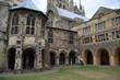 canterbury cathedral garden