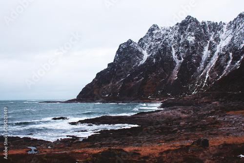 Îles Lofoten - Norvège - Andoya © Geoffrey Menissier