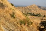 Hilly Landscape at Lenhadri
