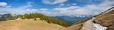 Wanderweg rund um den Wank Gipfel, Region Garmisch