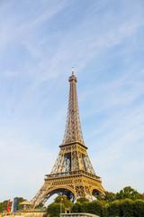 Torre eifel de paris bonito panorama © paula