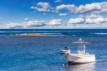 Bass Pirogue, île de la Réunion