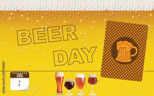 Postcard Beer Day